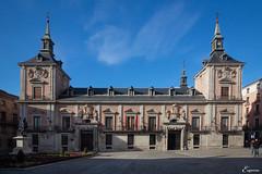 Casa de la Villa, antiguo Ayuntamiento de Madrid.