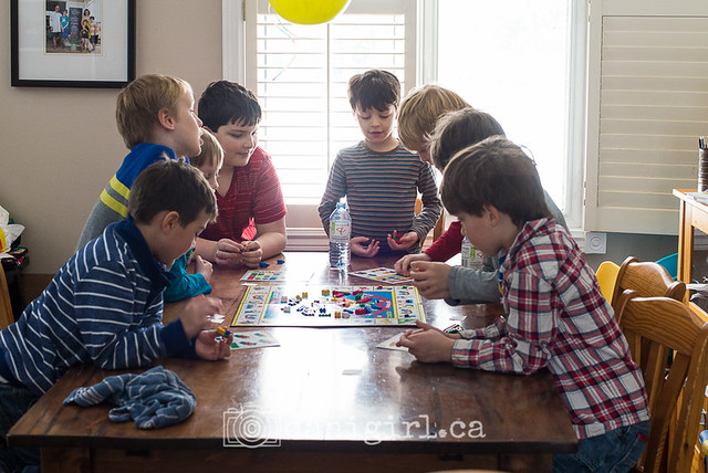 Lucas' party-2