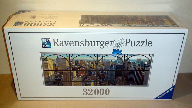 32.000 - Ravensburger - New York City Window