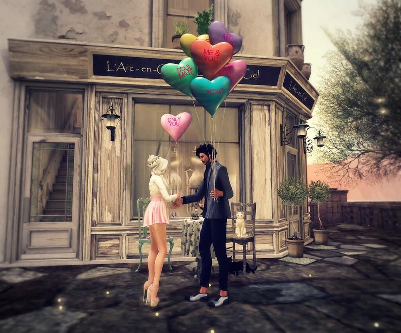 happy belated valentines!