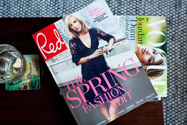 red-magazine