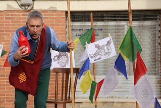 Jordi Tonietti a Sant Sadurní d'Anoia