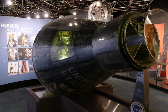 Mercury MA-7 Capsule