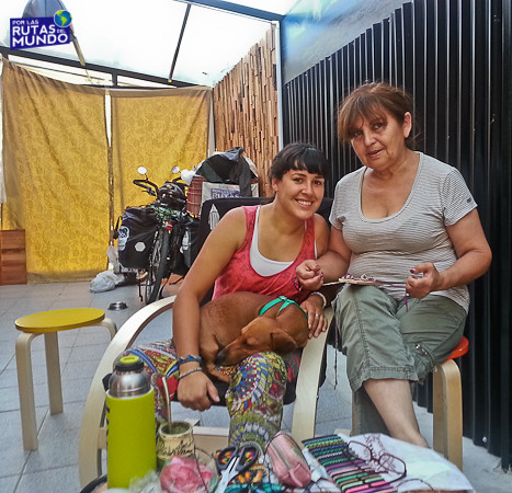 Por las Rutas del Mundo en Bici-Chile