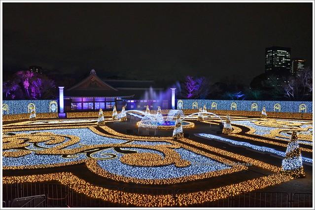 大阪城3D燈光秀2015008-DSC_3904