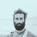 A man and his beard by Marga Corameta