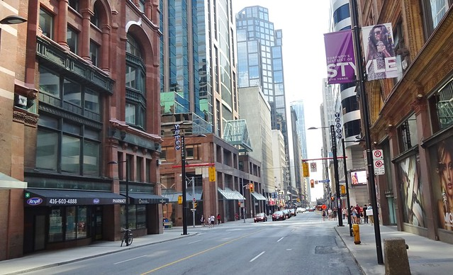 Yonge & Richmond Streets, Toronto 2015
