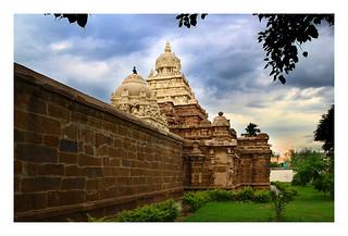 Kailasanathar Temple Kanchipuram,India