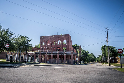 Shamrock Hotel Ruins