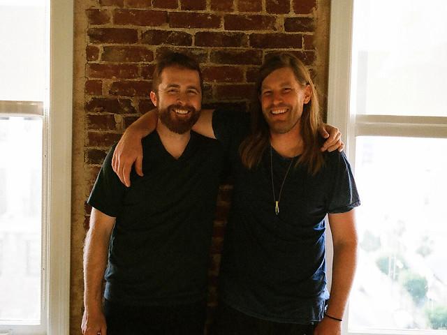 Luke & Troy