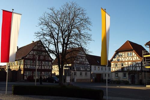 Bundorf, Dorfplatz