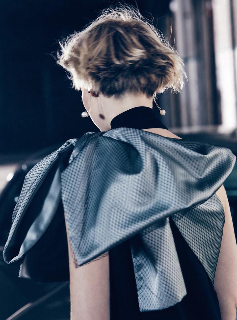 Миа Васиковска — Фотосессия для «Vogue» AU 2016 – 5