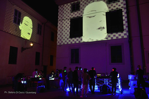 Silent Party a Pistoia