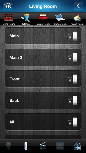 Fibaro iOS App - Devices