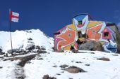 Georgien, Besteigung Kasbek, 5047 m. Foto: Dr. Stephanie Geiger.