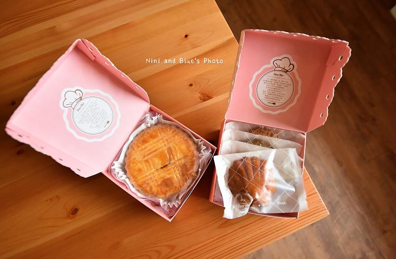 彰化和美DeerHer手工餅乾喜餅不限時插座咖啡甜點25