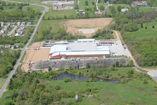 Burlington Aerial