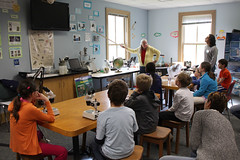 Talking about Plankton, with SERC's Jane Jolly