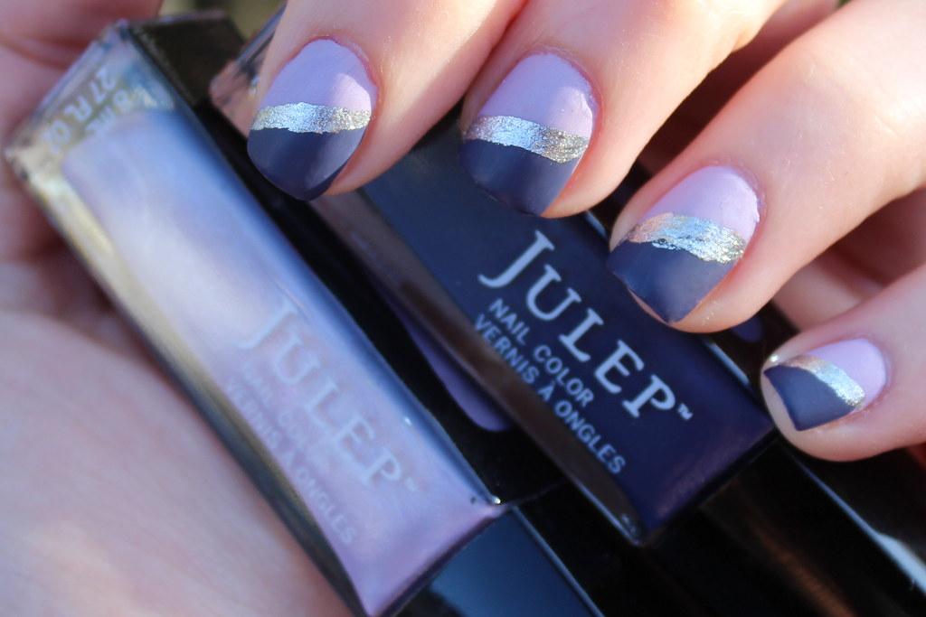 Living After Midnite: Julep Matte Manicure