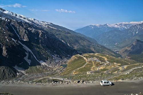 landscape himalaya himachal poboo