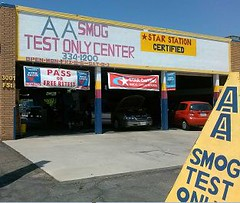 Smog Check - Star station