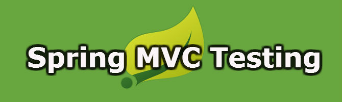 Spring MVC Testing