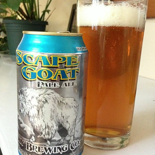 Big Sky Brewing Scape Goat Pale Ale
