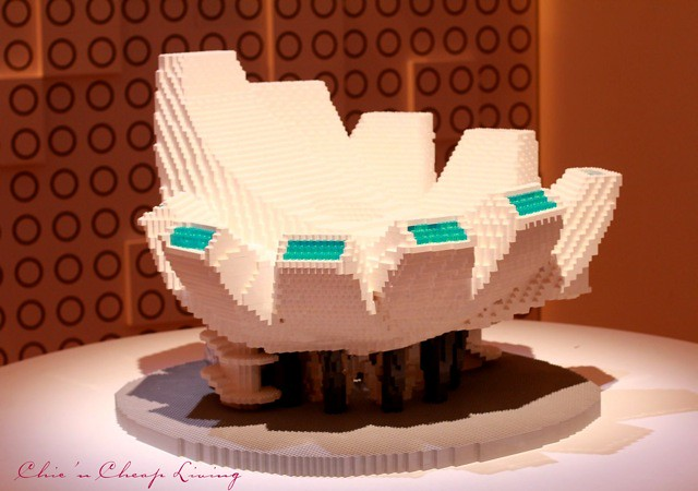 Art of the Brick Artscience museum by Nathan Sawaya by Chic n Cheap Living