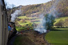 Fire by Llangollen Steam Railway 2