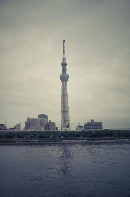 Tokyo Hotaru Light Symphony 2013-08 retro