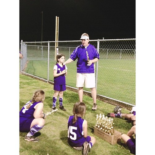 Thus ends our first softball season. #pictapgo_app