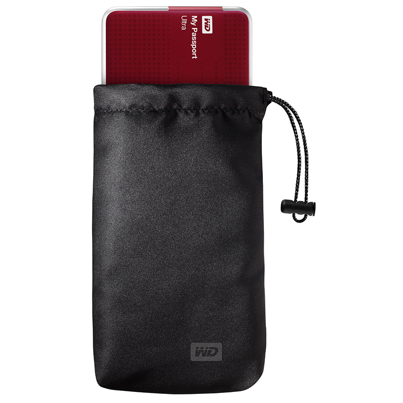 Western Digital My Passport Ultra (With Pouch)
