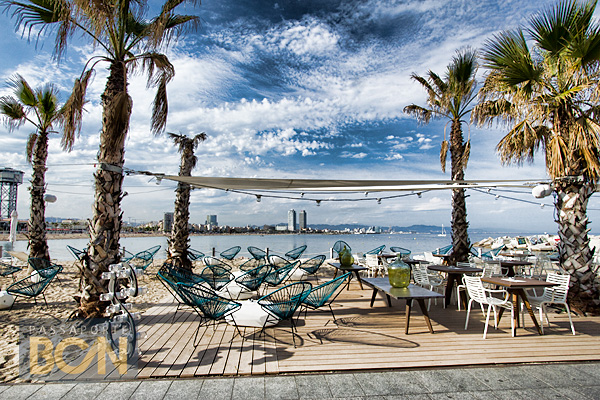 platja, Barcelona