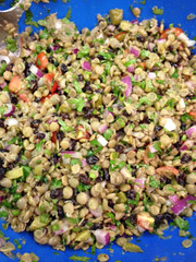 Summer Lentil Salad!!!!