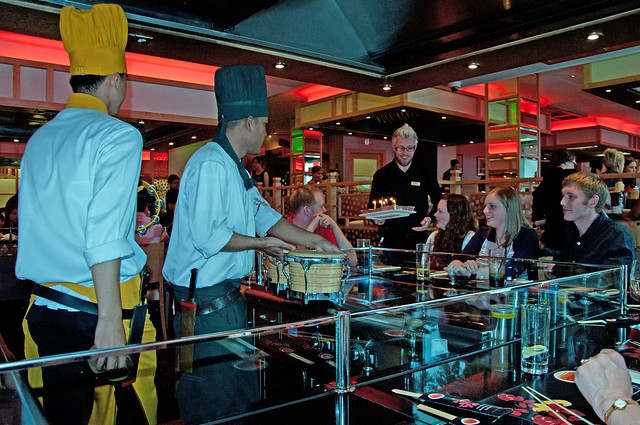 Japanese Restaurant Glasgow City Centre