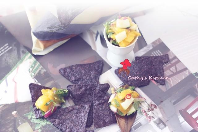 勁辣芒果莎莎醬 Mango Salsa 4