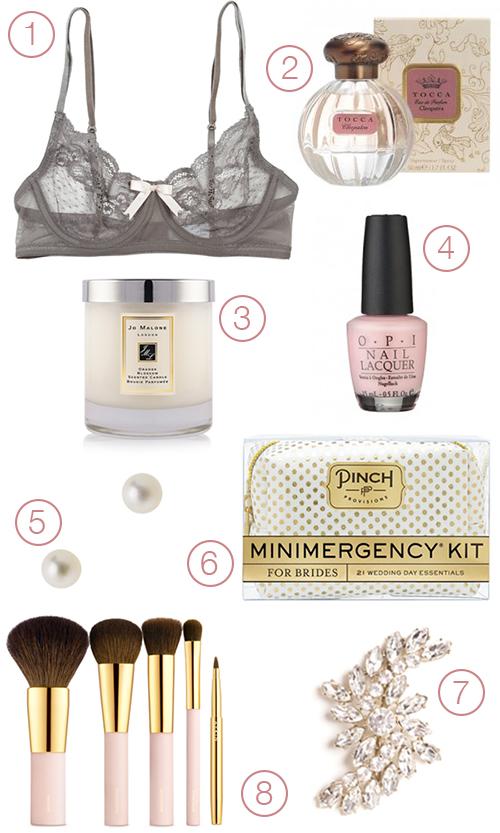 girlcrush: Bridal Shower Gift Ideas