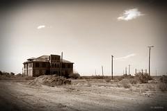 Abandoned School 1912, Toyah