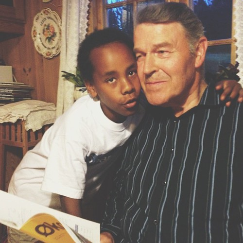 [night] #dayinthelife | MT & Grandpa