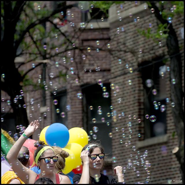 Pride Bubbles