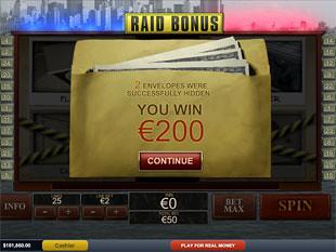 free The Sopranos bonus game