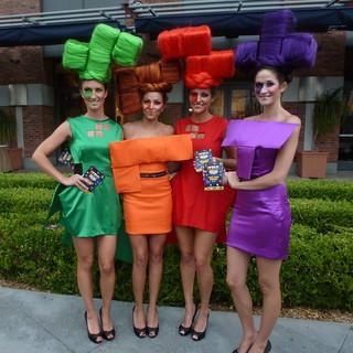 Tetris Ladies