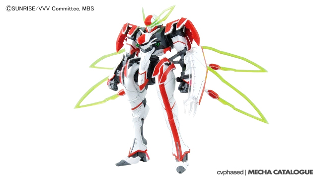 1/144 Valvrave I 火人 White Version