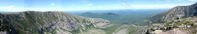 north basin pano from hamlin ridge
