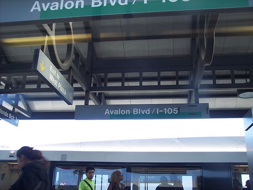 Avalon Blvd - I-105