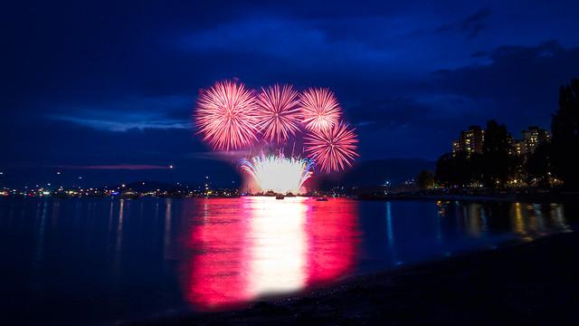 Celebration of Light, CANADA!