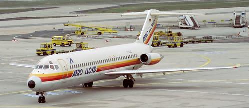 DC-9-32 Aero Lloyd