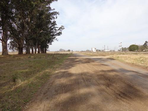 Ciclismo - 227km - Salida a S.Nicolas, Gral.Savio, Ramallo