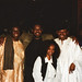 Chief Stephen Osita Osadebe (RIP) from Nigeria Hosted by  Equator Club Philadelphia Fouzia from Somalia with Nigerian People 1997 169