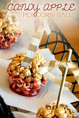 Candy-Apple-Popcorn-Balls